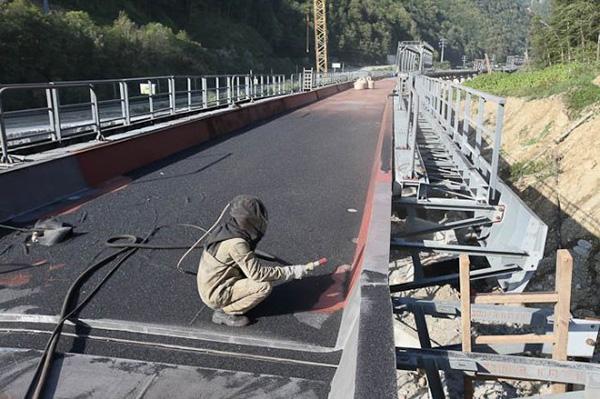 Гидроизоляция для мостов гидроизоляция колодцев снип